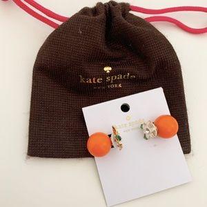 KATE SPADE citrus crush earrings